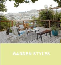 More Garden styles